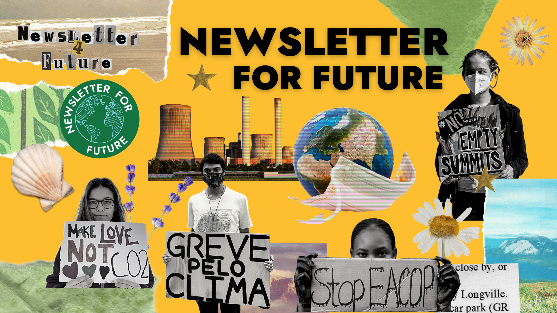 Newsletter For Future- Edition 3- Cover
