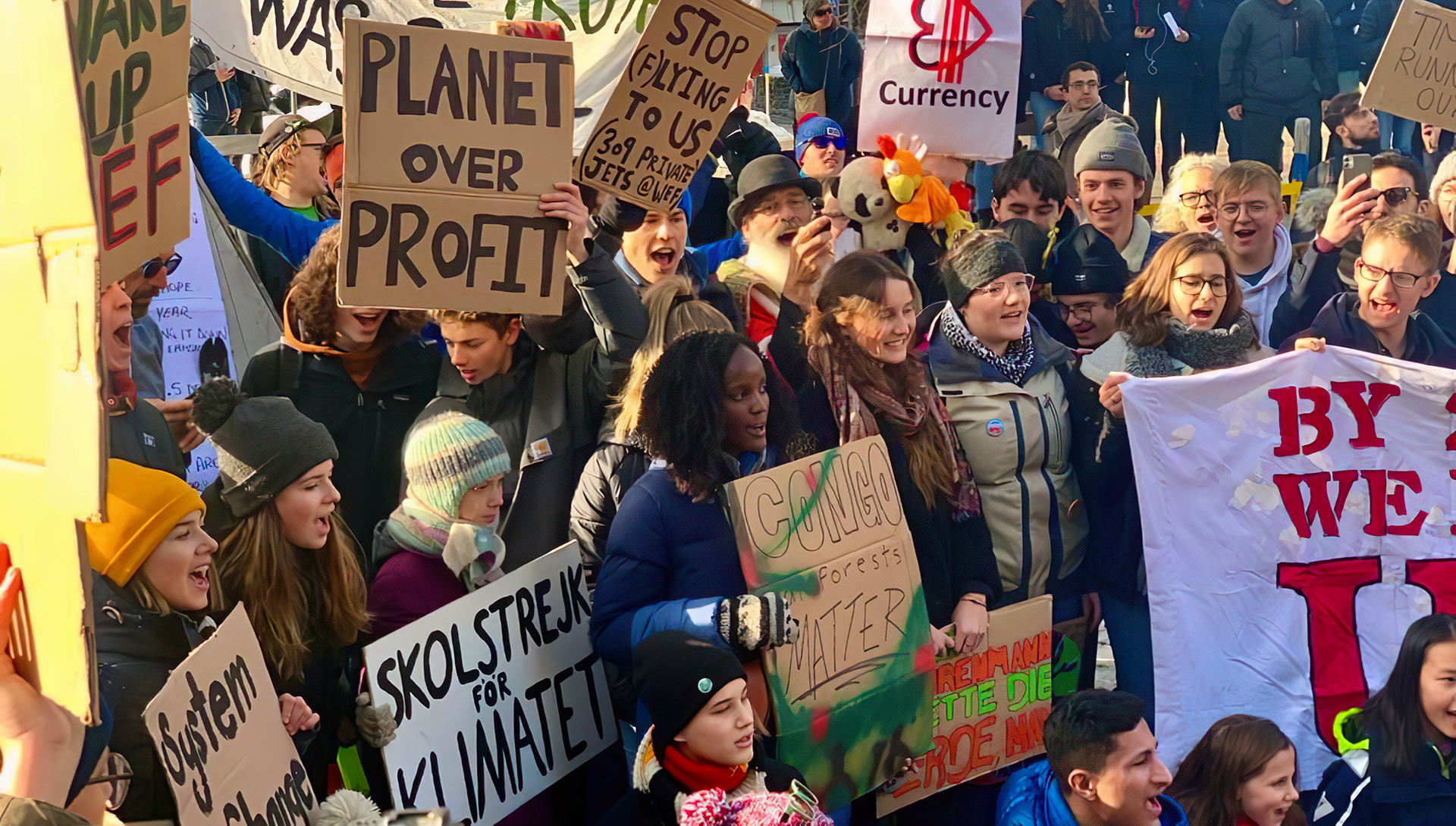 Fridays For Future is an international climate movement active in most  countries and our website offers information on who we are and what you can  do.